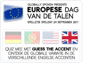 engels quiz leren accent voice dialect spreken bijles dordrecht