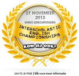 engels wedstrijd championships drechtsteden rotterdam dordrecht globally spoken interscholastic